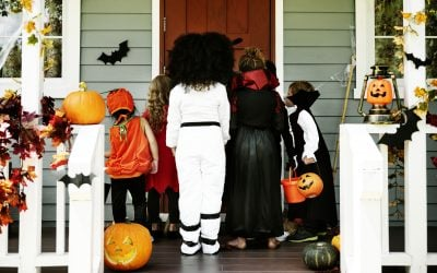 4 Tips For A Safe and Happy Halloween