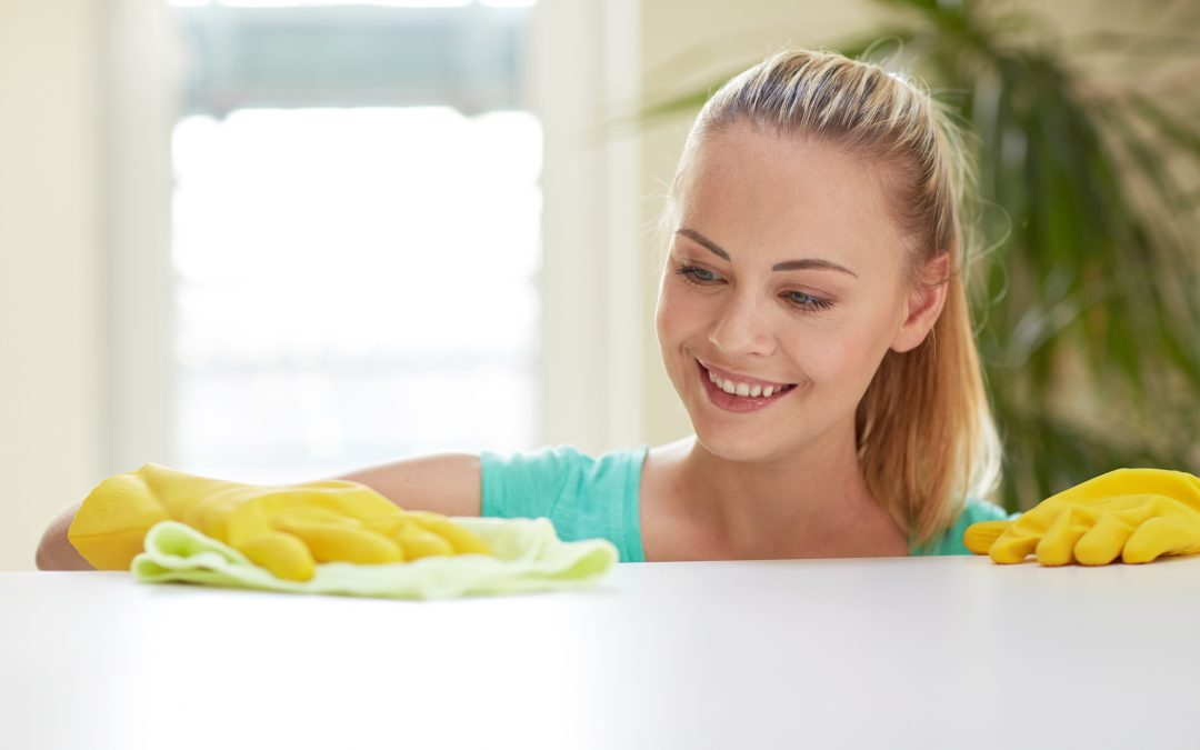 3 Pro-Tips to Tackle Your Spring Cleaning!