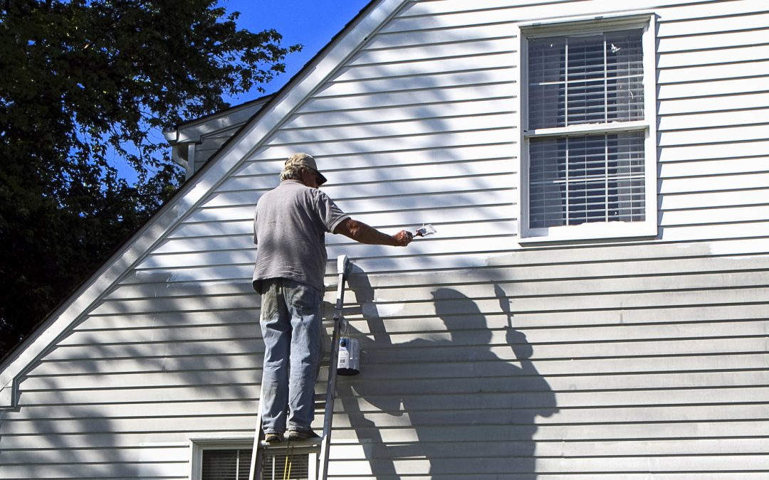 4 Home Exterior Painting Tips You Need to Know