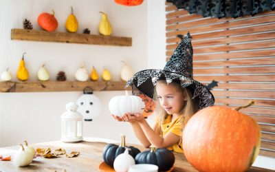 4 Ways to Celebrate Halloween While Staying Safe